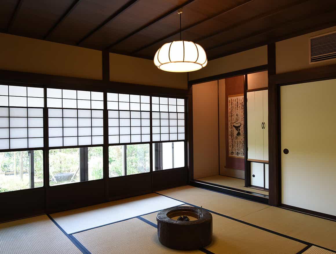 神奈川県K様邸和室