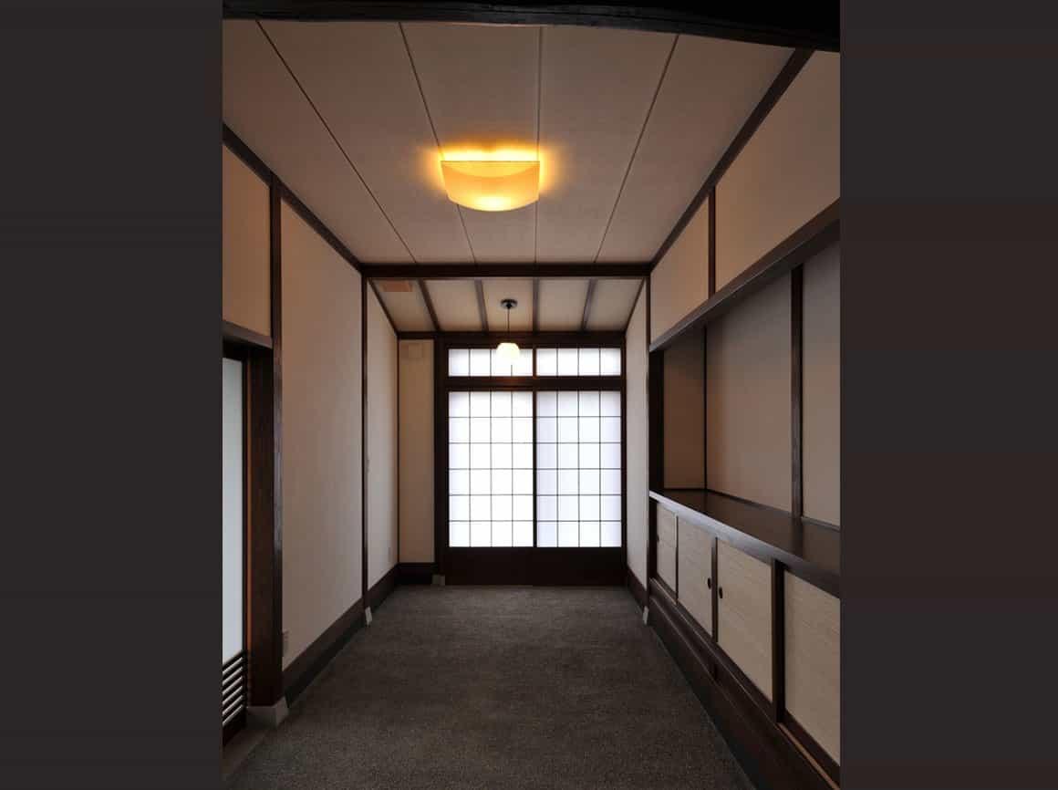 松本市S様邸土間