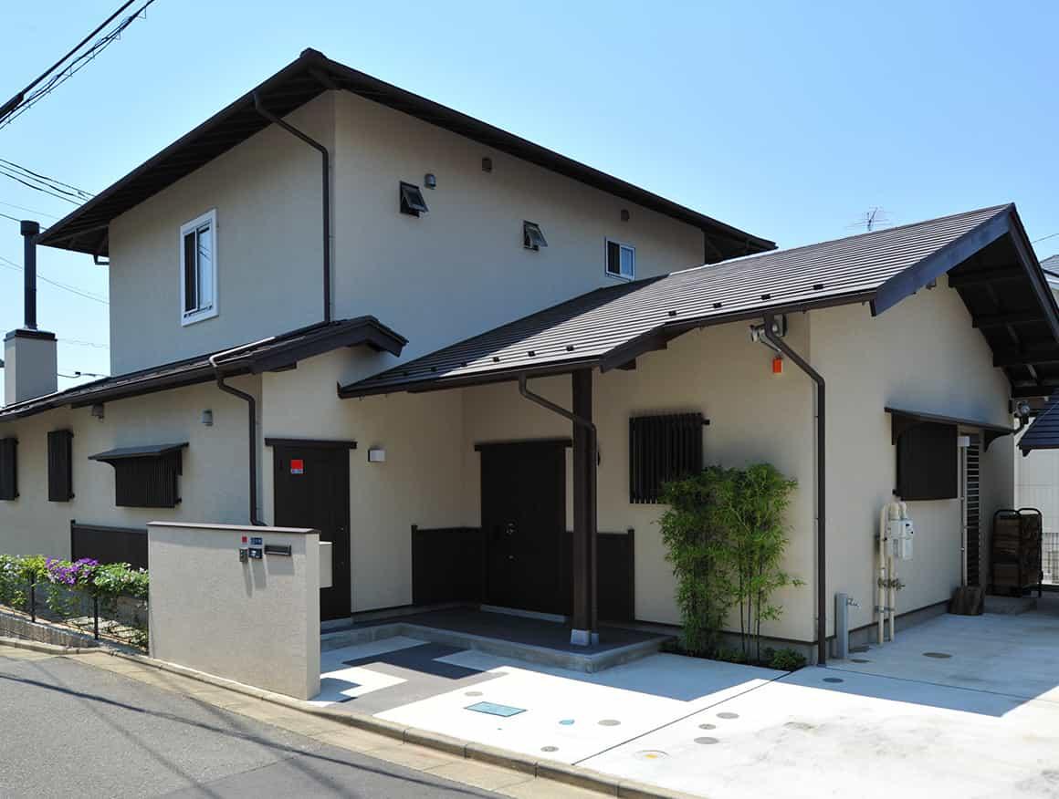 神奈川県K様邸外観