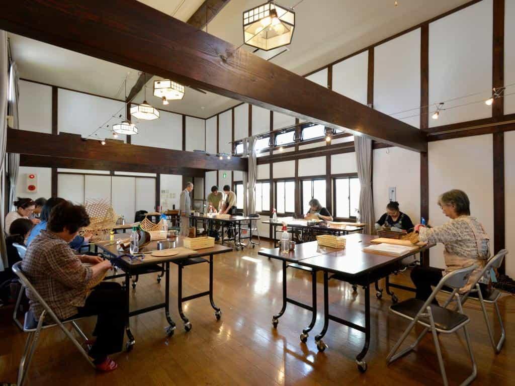 松本市中町蔵シック館多目的室