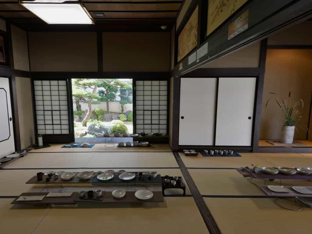 松本市中町蔵シック館ギャラリー