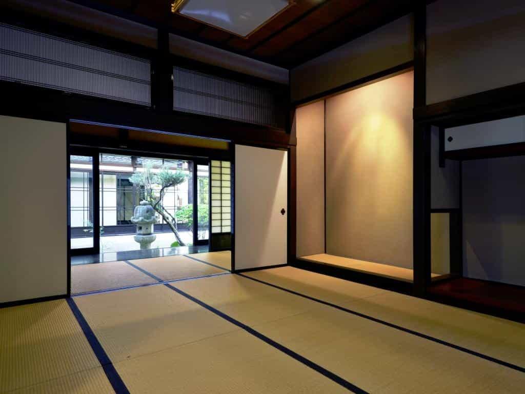 松本市中町蔵シック館和室
