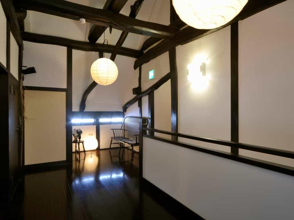 野沢温泉いけしょう2階ホール