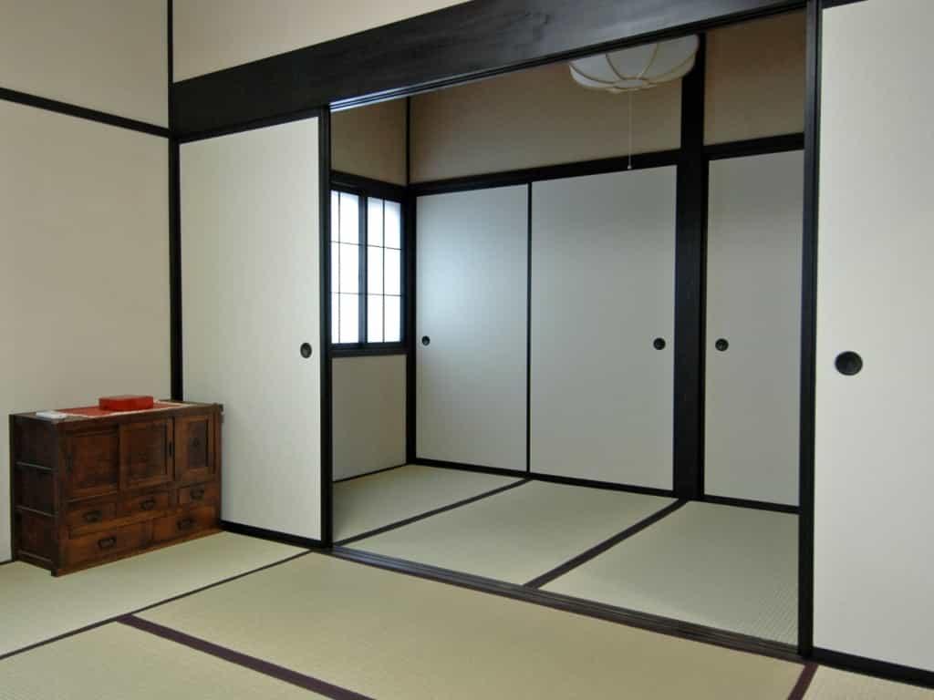 岐阜県T様邸改修後和室