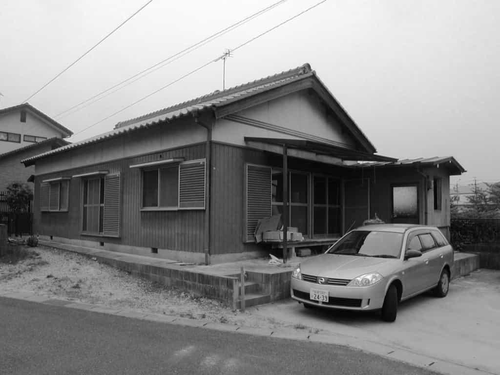 岐阜県T様邸改修前外観