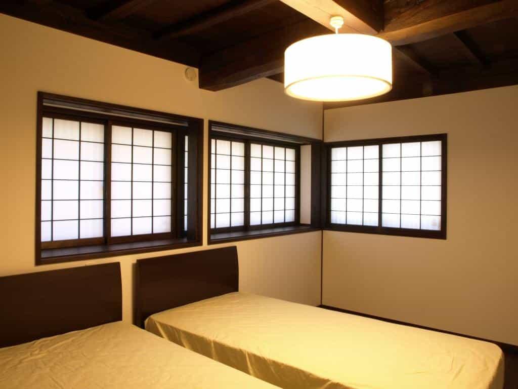 長野県N様邸寝室