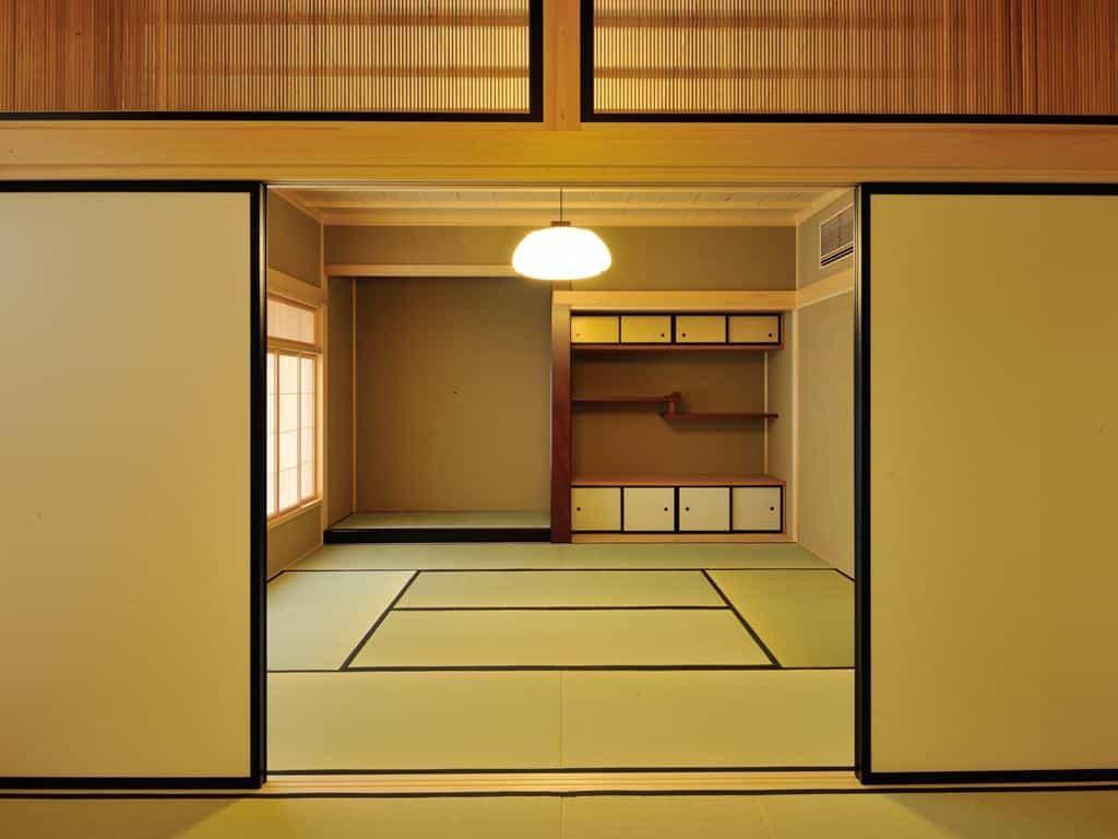 東京都I様邸和室