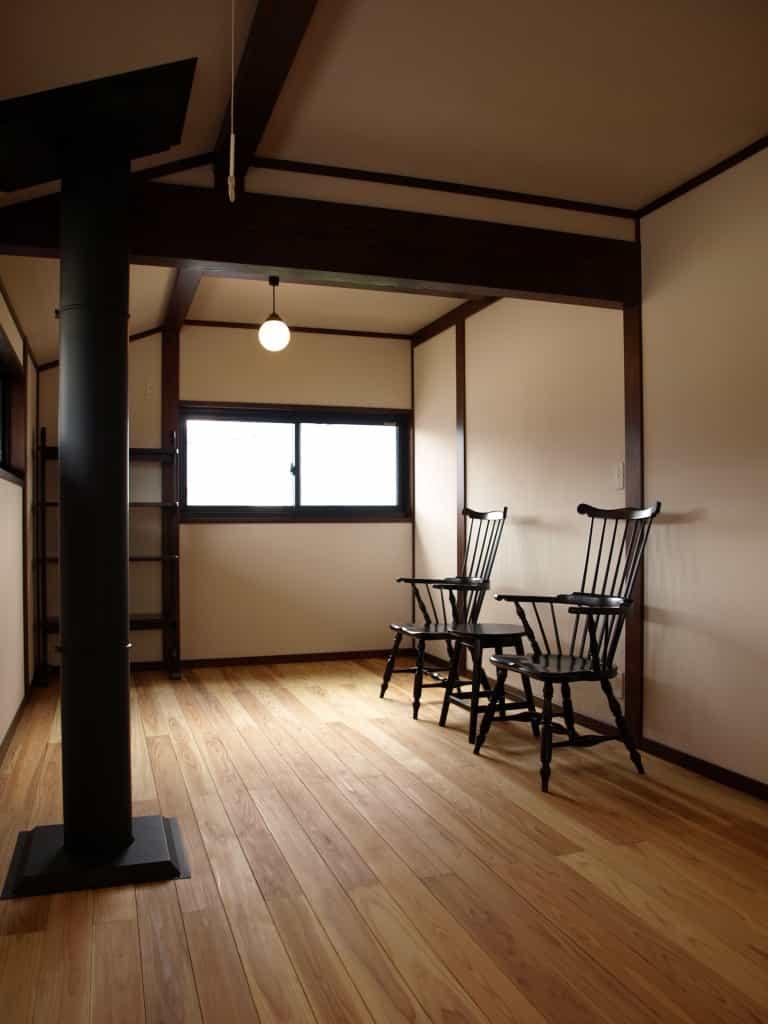 松本市K様邸ホール2