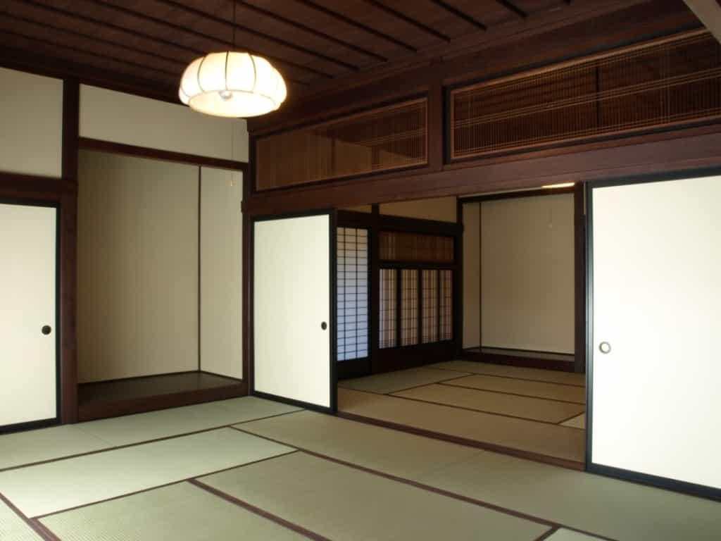 長野県N様邸和室