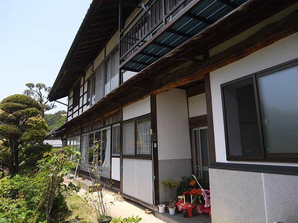 長野県N様邸再生前外観1