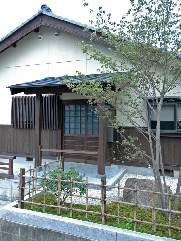 岐阜県T様邸改修後ポーチ