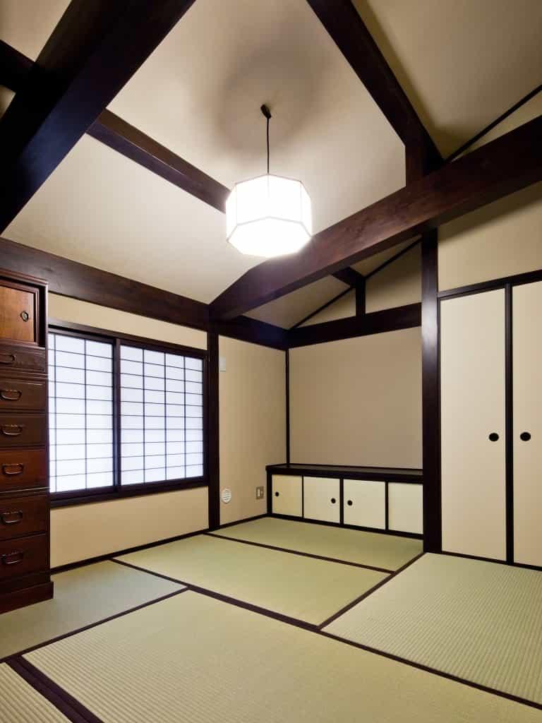 広島県宮島常乙女和室