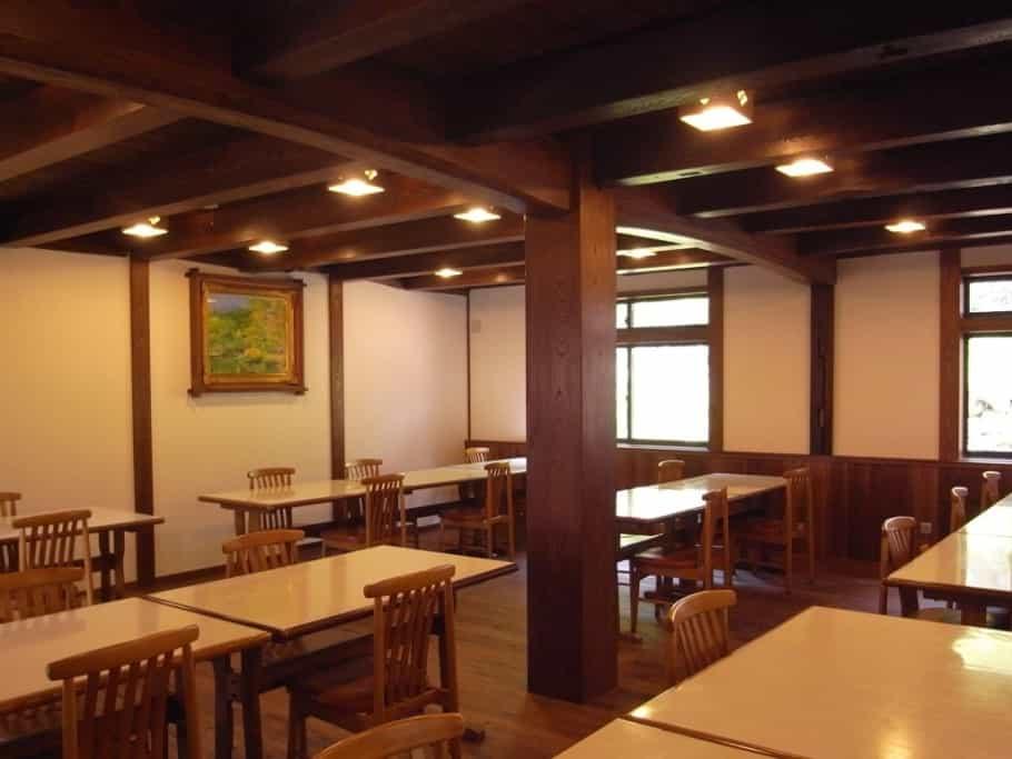 山田旅館食堂