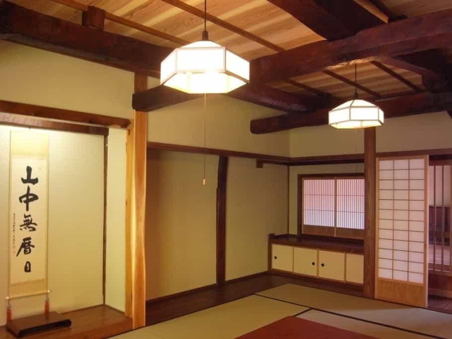 山田旅館客室